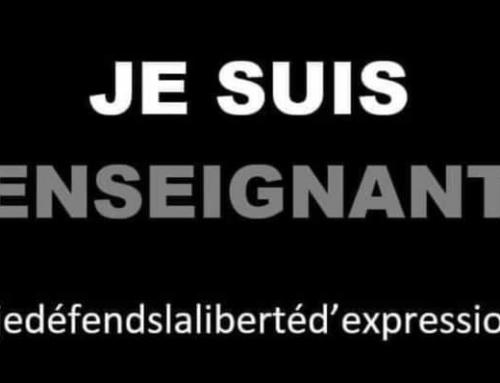 UN VICE-PRÉSIDENT DE RÉGION APPELLE À «S'EN PRENDREAUX PROFESSEURS»!