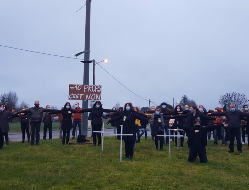 La mobilisation doit continuer ! 4 février, 14h, Pamiers.