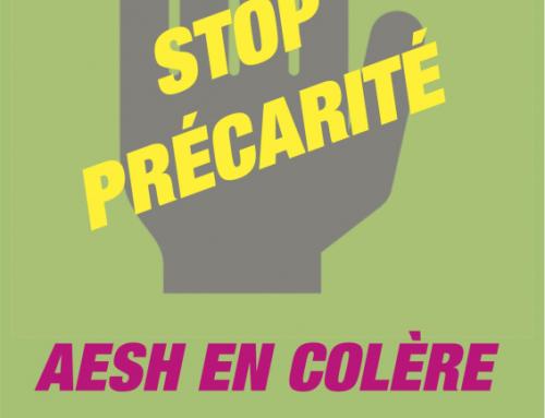 Grève des AESH le 3 juin : les rendez-vous en Ariège.